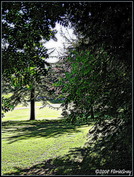 Gentle Afternoon <br /> ©2008 FlorieGray, Wroxton