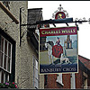Pub Sign, Banbury