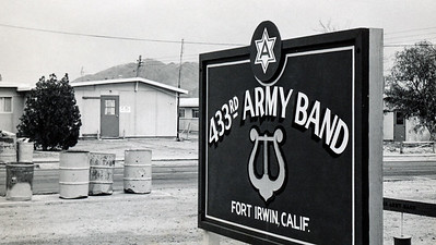 1969 - 433rd Army Band