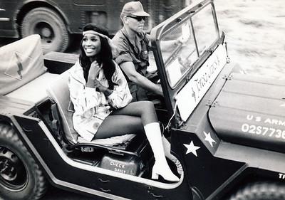 Bob Hope Show - behind the scenes pics - Teresa Graves