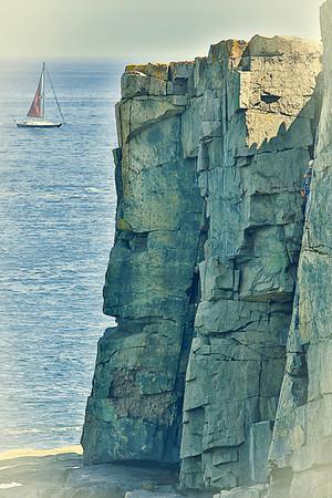 Arcadia Rock Climb