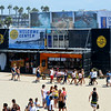 US Open Surfing Competition in Huntington Beach CA