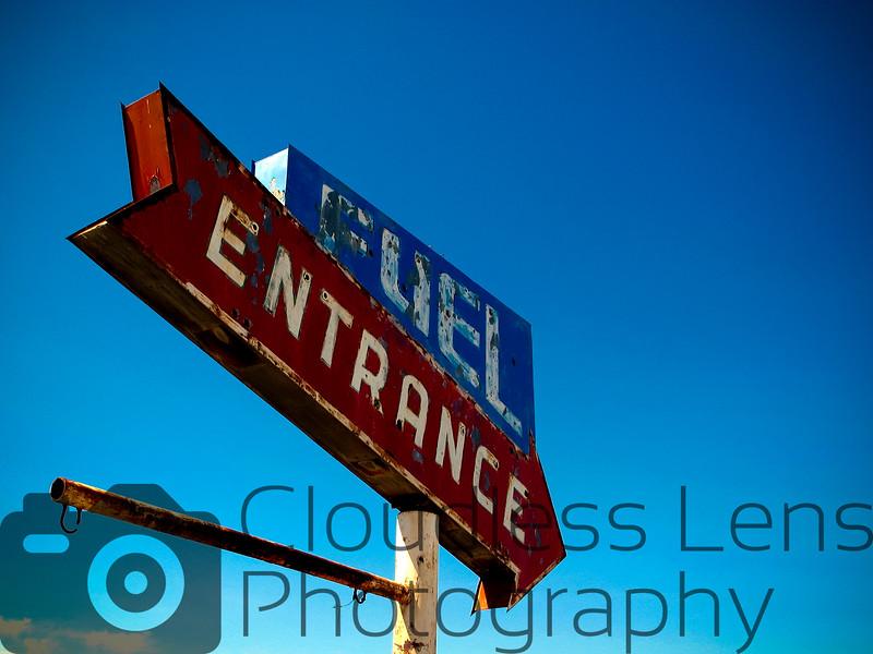 Fuel Entrance