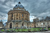 Radcliffe Camera Building - Oxford, England