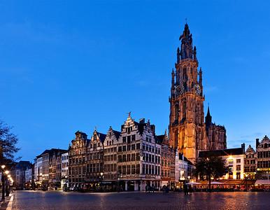 Antwerp City Center Tower - Belgium