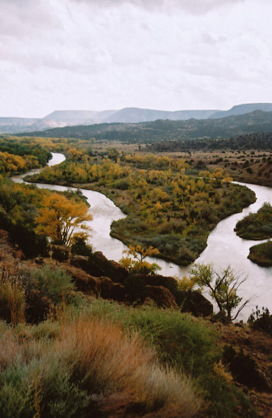 New Mexico October 2008