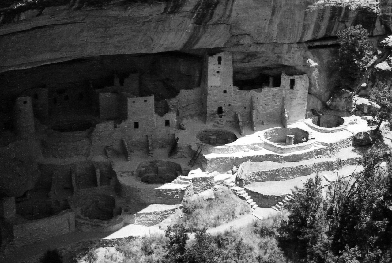 Mesa Verde, Colorado June 2004