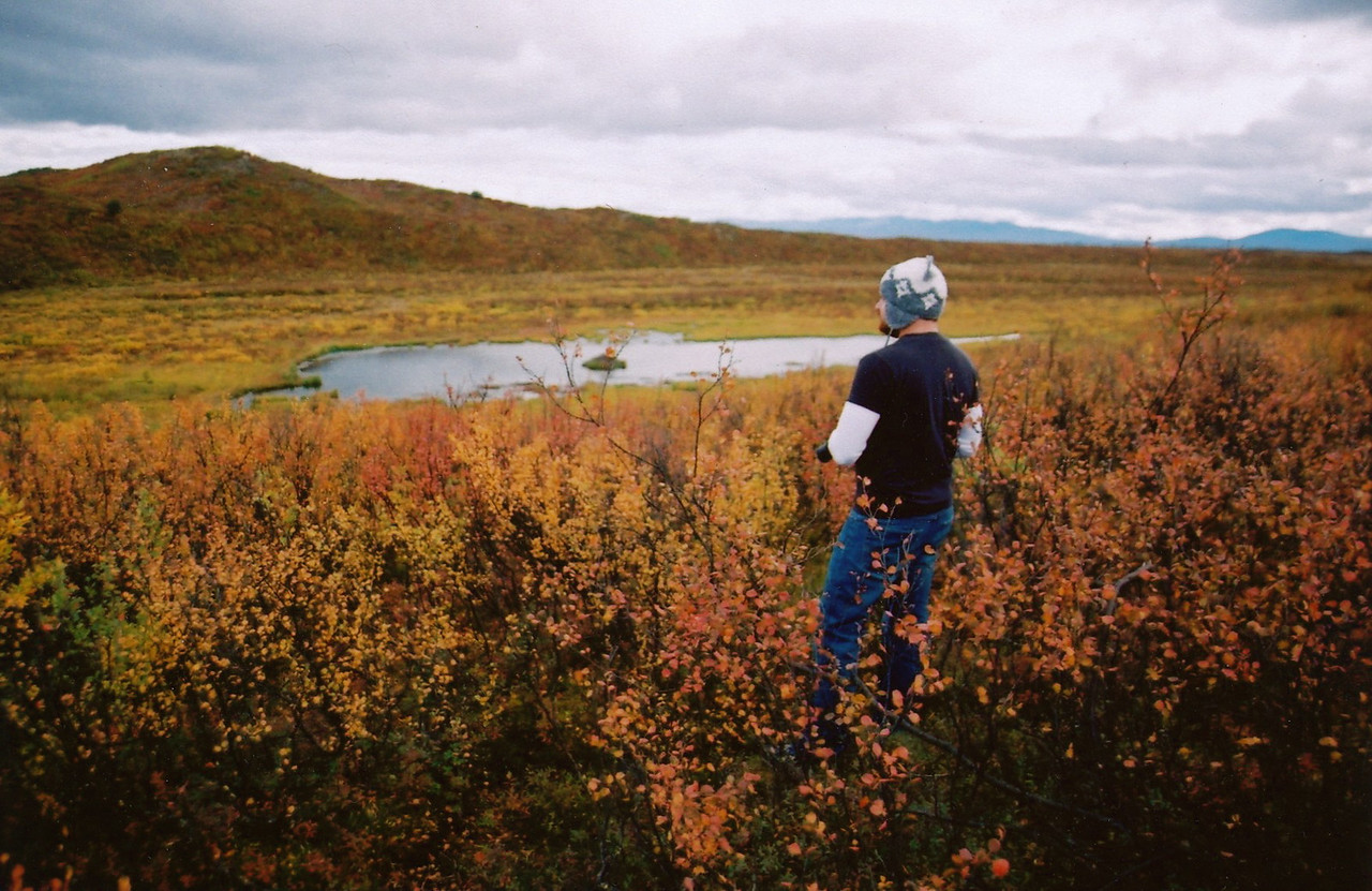 Interior Alaska  August 2009
