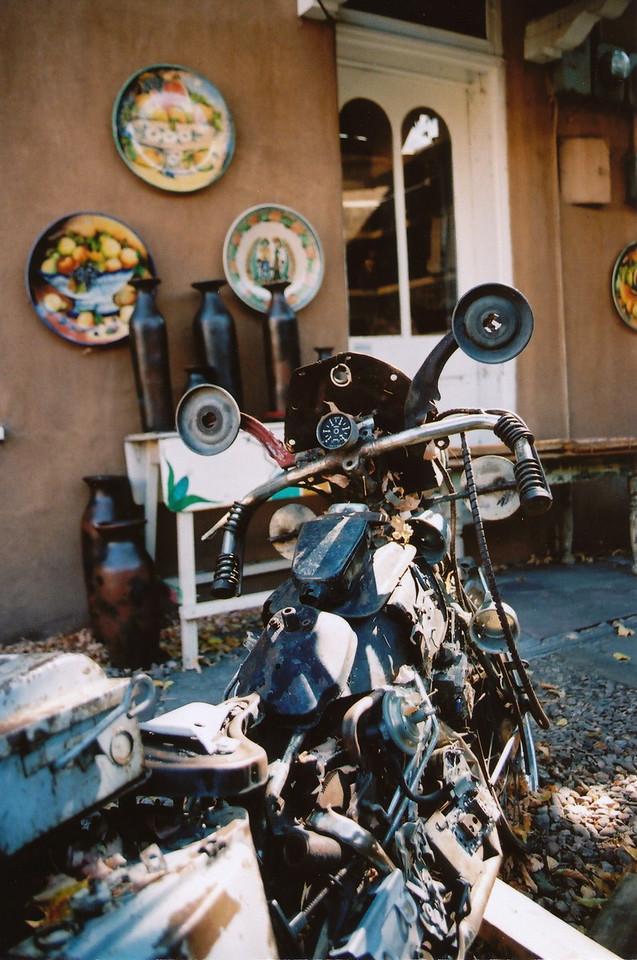 Santa Fe, New Mexico October 2008