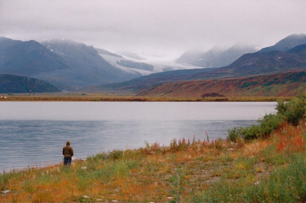 Paxson, Alaska August 2009