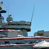 USS Iowa Battleship in San Pedro CA