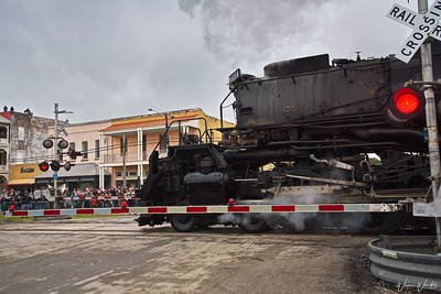 Union Pacific's Locomotive 4014 (Big Boy)