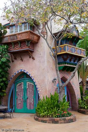 The Eighth Voyage of Sindbad III - Universal Studios, Orlando, FL, USA