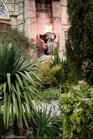 The Eighth Voyage of Sindbad IV - Universal Studios, Orlando, FL, USA