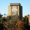 Notre Dame Campus, Touchdown Jesus