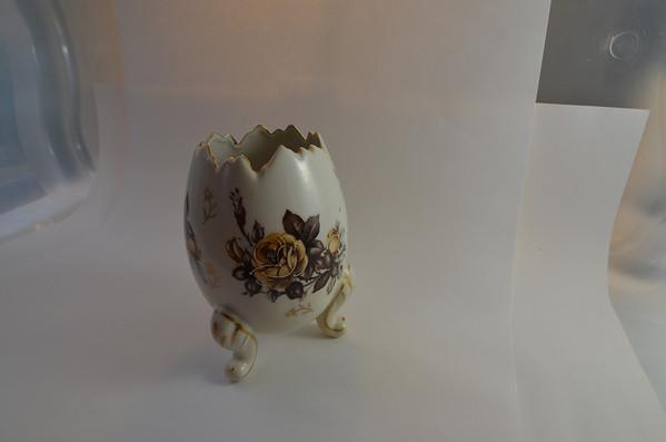 unprocessed vase
