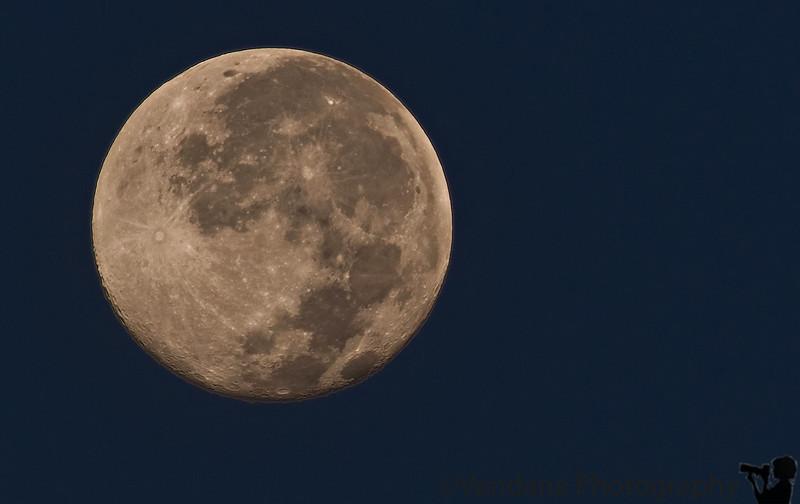 September 16, 2008 - Harvest Moon
