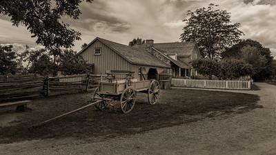 Louck's Farm House