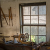 Lathe by Window