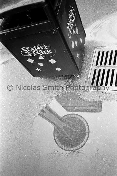 Seattle Puddle, 1998; *All images and gift items print without the watermark*