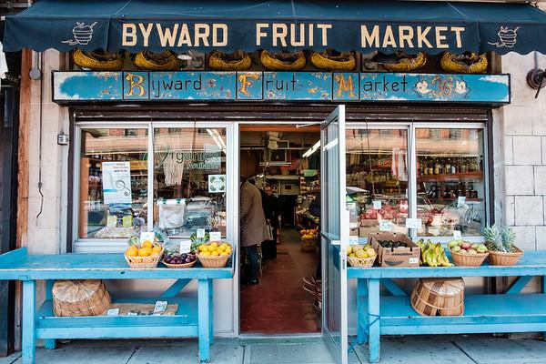 Byward Fruit Market in Ottawa