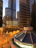 Window Seat on Wacker Drive
