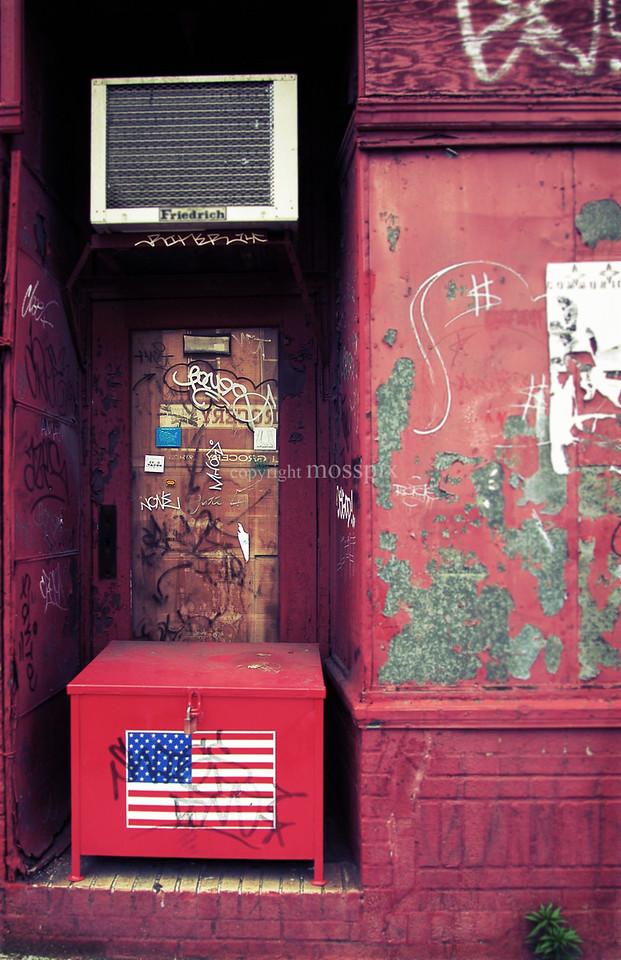 Derelict Storefront