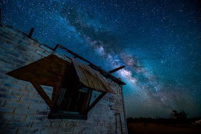 Southern Arizona Milky Way