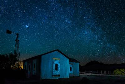 Bates Well Cabin, Ajo, Arizona