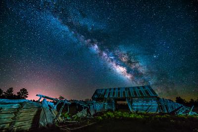 White Mountain Barn, Northern Arizona