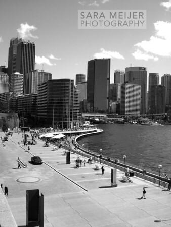 Circular Quay, Sydney, Australia.
