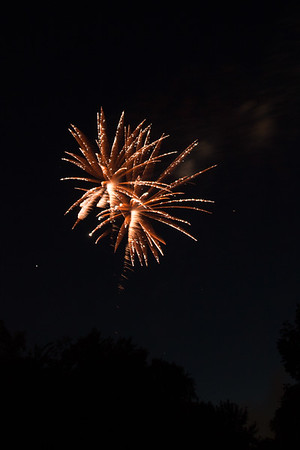 Urbandale Fireworks 2016