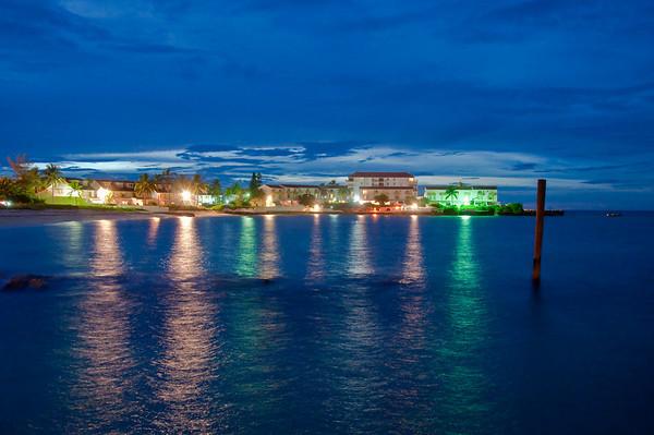Bahamas Nighttime