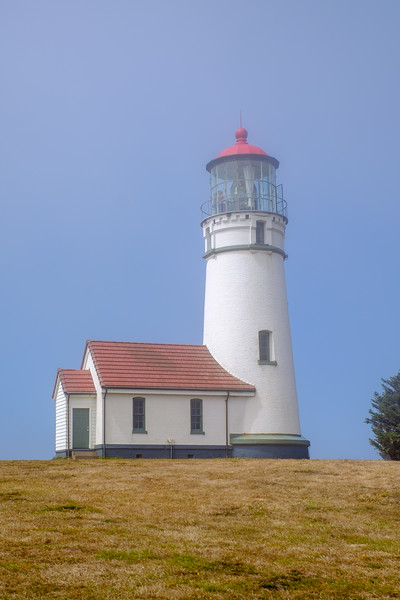 Cape Blanco Lighthouse - Vertical