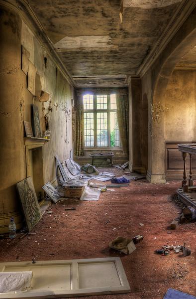 Manor-Hallway