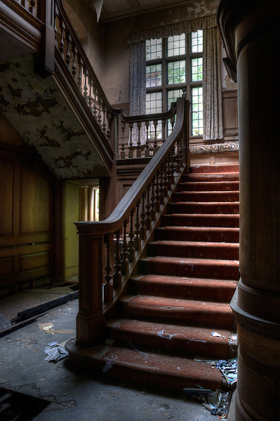 Manor-Staircase