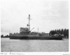 USS Admirable (AM-136)<br /> <br /> Date: April 25 1943<br /> Location: Tampa Shipbuilding Co.<br /> Source: William Clarke - National Archives 19-N-45506