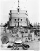 USS Admirable (AM-136)<br /> <br /> Date: April 25 1943<br /> Location: Tampa Shipbuilding Co.<br /> Source: William Clarke - National Archives 19-N-45496