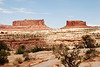 15 MONITOR AND MERRIMAC IN CANYONLAND NATIONAL PARK