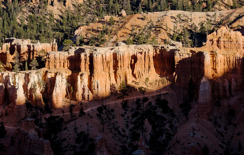 Trail @ Bryce Canyon