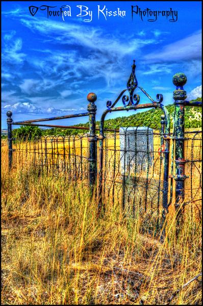 """Eureka, Utah - Grave Yard<br /> <br /> <a href=""""http://www.utah-travel-secrets.com/eurekautah.html"""">http://www.utah-travel-secrets.com/eurekautah.html</a>"""