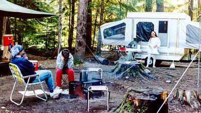 North Cascades - 1993