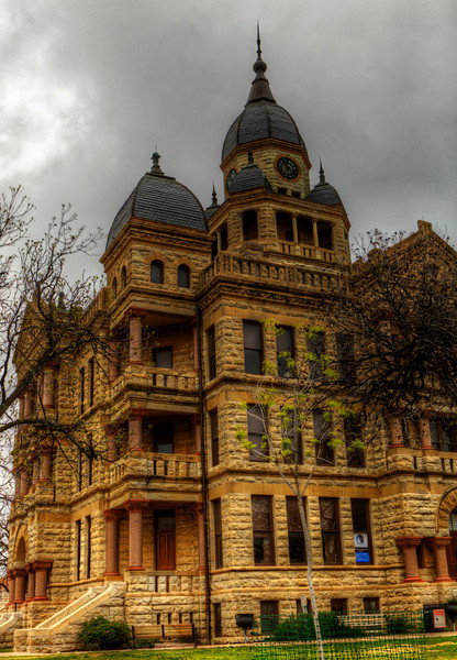 Courthouse - Denton County, TX