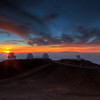 Sunset from Mauna Kea,HI