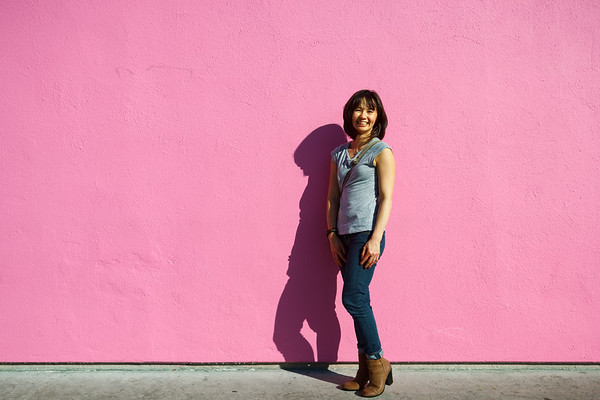 Pink Wall  Paul Smith 8221 Melrosse Ave Los Angeles, CA 90046
