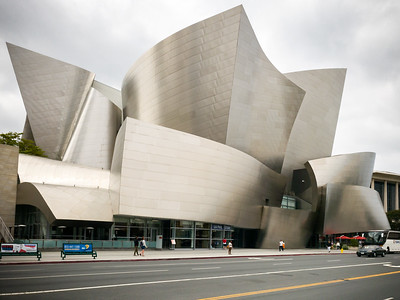 The Gehry designed building is NOT our destination