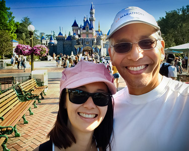 This may be the first time Valerie and I have paid to enter Disneyland in decades thanks to a friend who used to work for Disney.  He decided to resign just over a year ago.
