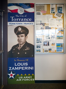 I should really learn more about Louis Zamperini