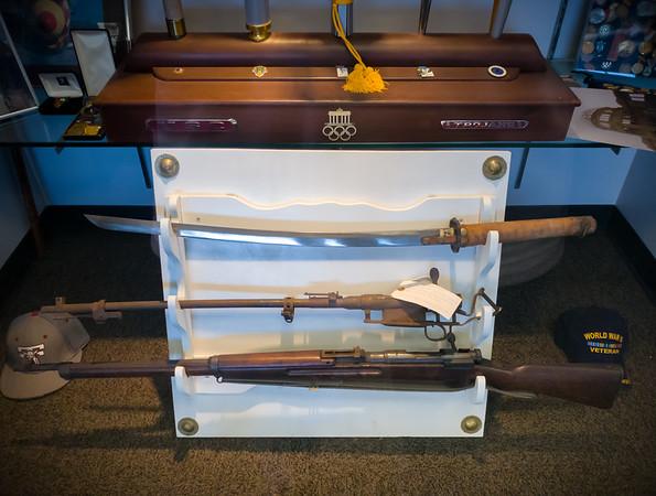 Guns, guns, guns!