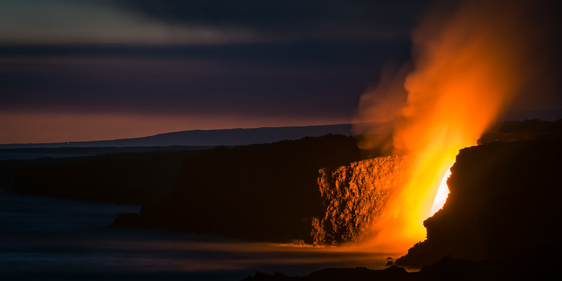 Kilauea Outflow 2
